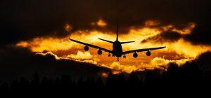 Flugzeug Reise
